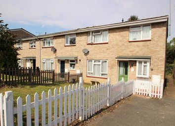 Thumbnail 3 bed end terrace house for sale in Cornel Close, Witham