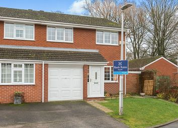 Thumbnail 3 bed semi-detached house to rent in Selkirk Drive, Holmes Chapel, Crewe