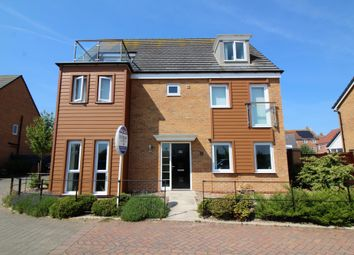 Thumbnail 5 bed detached house for sale in Voyager Close, Fleetwood