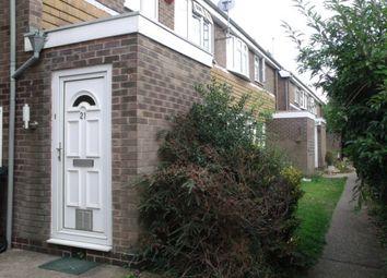 Thumbnail 2 bedroom maisonette for sale in Shearing Close, Gedling, Nottingham