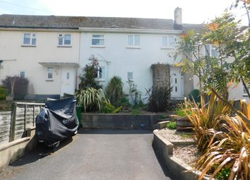 Thumbnail 3 bed terraced house for sale in Foxhill, Axminster