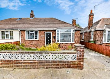 Thumbnail 2 bed semi-detached bungalow for sale in 19 Croxby Avenue, Grimsby