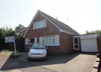 Thumbnail 3 bed property to rent in Saxon Rise, Bury St. Edmunds