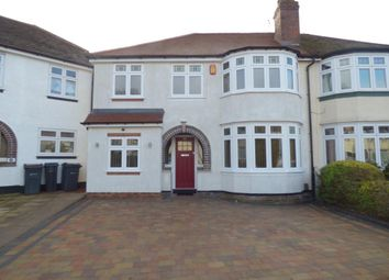 Thumbnail 4 bed semi-detached house to rent in Stapylton Avenue, Harborne, Birmingham