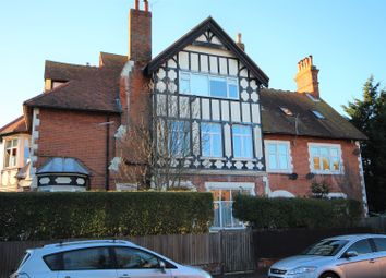 Thumbnail 2 bed flat for sale in Grimston Avenue, Folkestone