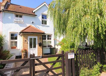 Thumbnail 3 bed terraced house for sale in Main Avenue, Enfield, London
