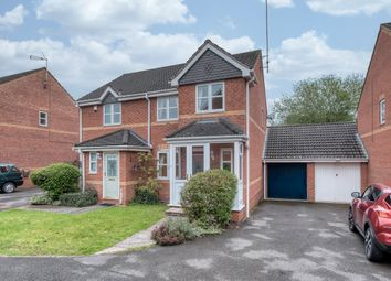 Thumbnail 3 bed semi-detached house to rent in Appletree Lane, Brockhill, Redditch