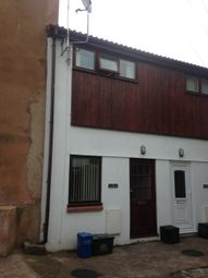 Thumbnail 1 bedroom cottage to rent in 12A Meadow Street, Exmouth