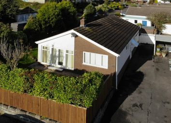 Thumbnail 4 bed bungalow for sale in Higher Lane, Langland, Swansea