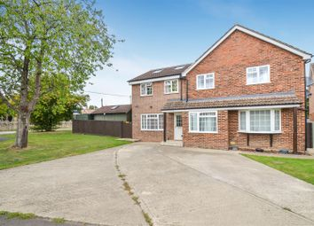 Thumbnail 5 bed detached house for sale in Rectory Close, Marsh Gibbon, Bicester
