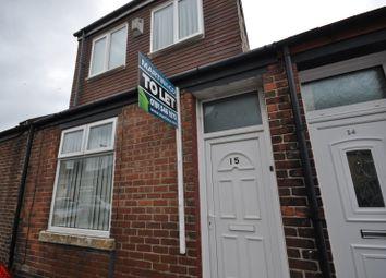 Thumbnail 3 bed terraced house to rent in Hemming Street, Grangetown, Sunderland