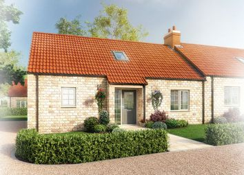 Thumbnail 3 bed semi-detached bungalow for sale in Ashwood Close, Helmsley, York