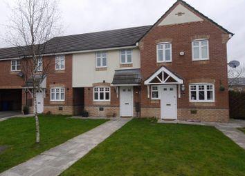Thumbnail 2 bed town house to rent in Dartington Road, Platt Bridge