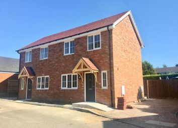 Thumbnail 2 bed semi-detached house for sale in York Close, Flitwick, Bedford, Bedfordshire