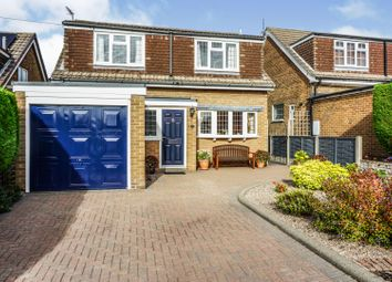 Thumbnail 4 bed detached house for sale in Weir Bank, Burton-On-Trent