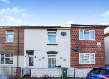 Thumbnail 2 bedroom terraced house for sale in Edward Road, Shirley, Southampton