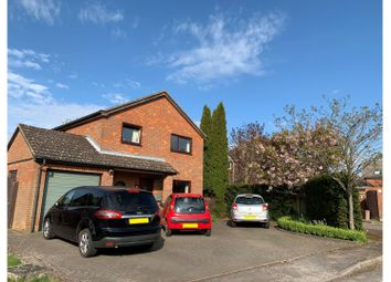 Thumbnail 5 bed detached house for sale in Keepers Close, Cheddington