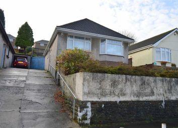 Thumbnail 3 bed detached bungalow for sale in Swansea Road, Waunarlwydd, Swansea