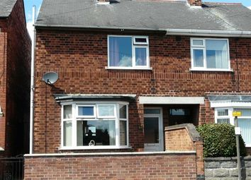 Thumbnail 3 bed semi-detached house to rent in Dovecote Road, Eastwood, Nottingham
