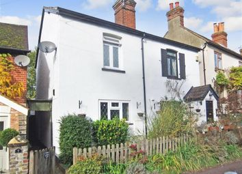 Thumbnail 2 bed semi-detached house for sale in The Common, Shalford, Guildford, Surrey