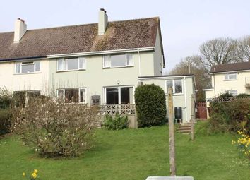 Thumbnail 3 bed semi-detached house for sale in Townsend Road, West Alvington, Kingsbridge