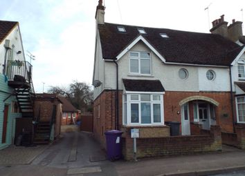 Thumbnail 4 bed property to rent in Milestone Road, Knebworth
