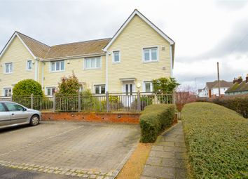 Thumbnail 3 bed terraced house for sale in New Hythe Lane, Larkfield, Aylesford