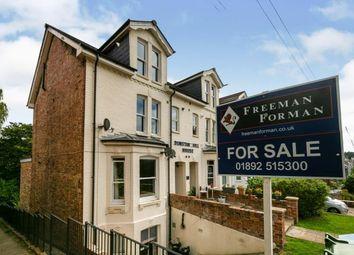 Dunstan Hill House, 9-10 Dunstan Road, Tunbridge Wells, Kent TN4. 1 bed flat
