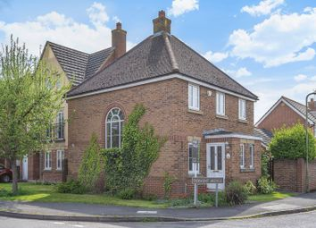 Thumbnail 3 bed detached house for sale in Derwent Avenue, Didcot