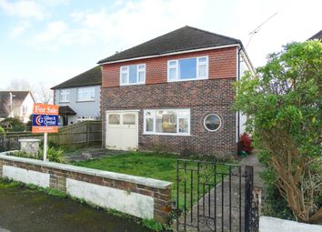 Thumbnail 4 bedroom detached house for sale in Crescenta Walk, Bognor Regis