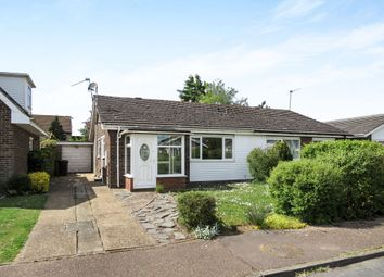 Thumbnail 2 bed semi-detached bungalow for sale in Surlingham Drive, Swaffham