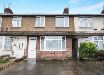 Thumbnail 3 bed terraced house for sale in Dunstable Road, Luton