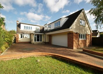 Thumbnail 5 bed detached house for sale in Lower Road, Little Hallingbury, Bishop's Stortford