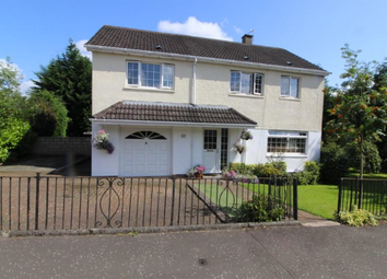 Thumbnail 4 bed detached house for sale in Woodlands Drive, Drumpellier, Coatbridge