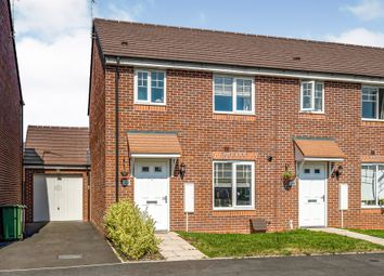 Thumbnail 3 bed end terrace house for sale in Weir Crescent, Kidderminster