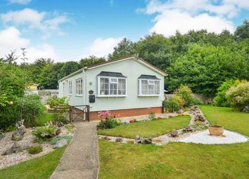 Longbeech Park, Canterbury Road, Charing, Ashford TN27. 2 bed bungalow for sale