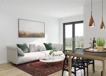 Thumbnail 2 bed flat for sale in Mill Tye, Great Cornard, Sudbury, Suffolk