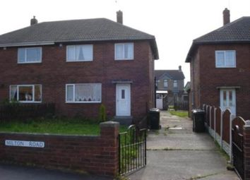 Thumbnail 3 bed property to rent in Milton Road, Carcroft, Doncaster