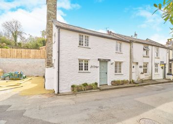 Thumbnail 3 bed end terrace house for sale in School Road, Landrake, Saltash