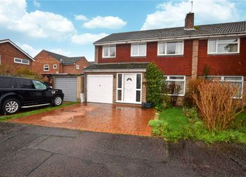 Thumbnail 5 bed semi-detached house for sale in Evergreen Drive, Colchester, Essex