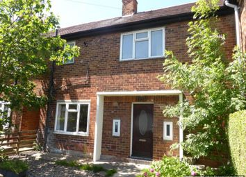 Thumbnail 3 bed terraced house to rent in Wellington Avenue, Hornsea