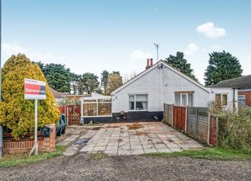 Thumbnail 2 bed bungalow for sale in Sea Lane, Saltfleet, Louth, Lincolnshire