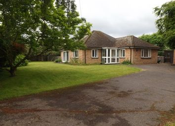 Thumbnail 3 bed bungalow to rent in South Street, Comberton, Cambridge