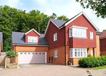 Thumbnail 5 bed detached house for sale in Paddock End, Woolton Hill, Newbury, Berkshire