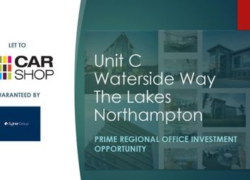 Thumbnail Office for sale in Unit C, Waterside Way, The Lakes, Northampton