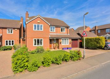 Thumbnail 4 bedroom detached house for sale in Bewdley Close, Harpenden