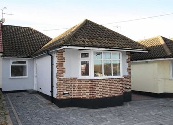 Thumbnail 2 bed semi-detached bungalow to rent in Bellhouse Lane, Leigh On Sea, Essex