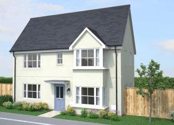 Thumbnail 3 bed detached house for sale in Off Gilbert Road, Bodmin, Cornwall