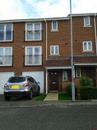 Thumbnail 4 bed terraced house to rent in Primrose Close, Luton