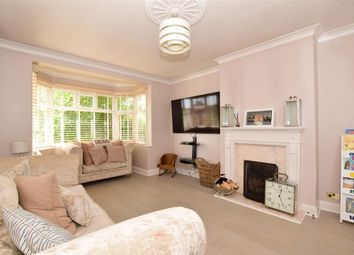 Thumbnail 4 bed semi-detached house for sale in Harwater Drive, Loughton, Essex
